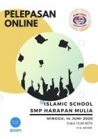 Pelepasan Online SMP Islamic School Harapan Mulia