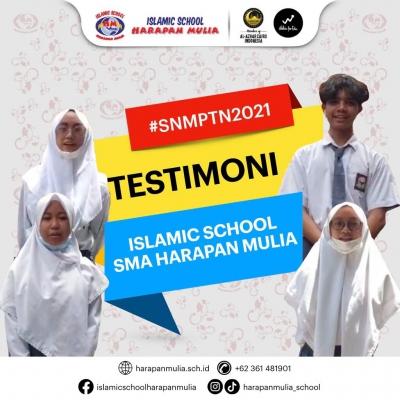 Testimoni SNMPTN 2021