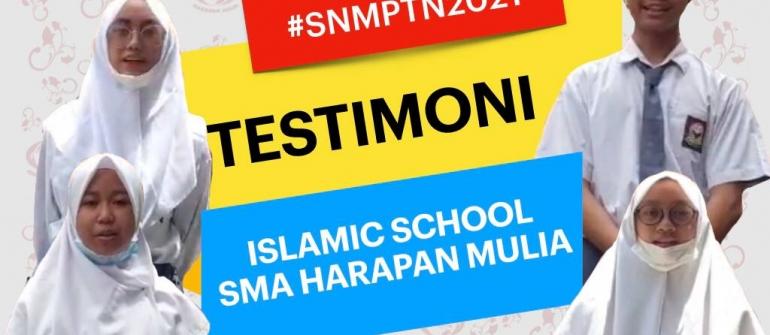 Testimoni Lulus SNMPTN 2021