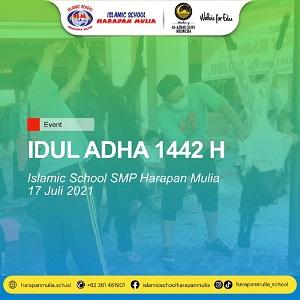 Idul Adha 1442 H di SMP
